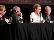 Richard Rahn, Jim Rogers, Barbara Kolm & Steve Forbes