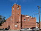 English: Hathaway Mills, New Bedford, Massachusetts