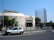 Chiesa dei Santi Aquila e Priscilla, a Roma, nel quartiere Portuense.