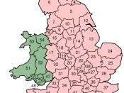 English: England and Wales 1974