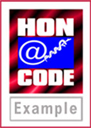 The HONcode Logo