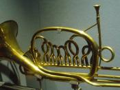A French Omnitonic horn.