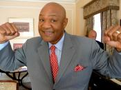English: Boxer George Foreman