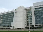 English: Alfonse M. D'Amato United States Courthouse in Central Islip