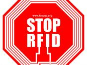 Logo of the anti-RFID campaign by German privacy group FoeBuD.