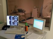 GE Signa Excite 1.5-Tesla MRI, OakBend Imaging Center