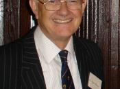 English: Igor Judge, appointed Lord Chief Justice of England and Wales in 2008, but at the time of this photograph he was President of the Queen's Bench Division