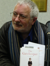English: Terry Eagleton in Manchester