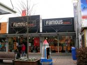 English: Famous Footwear - Junction 32
