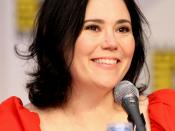 English: Alex Borstein at the 2010 Comic Con in San Diego