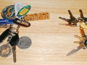 Keys vs. Keys