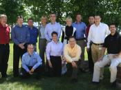 The 2008 Sigma-Aldrich Strategic Planning Team