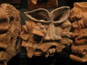 La Collection de l'Art Brut: A Mask by Stanislaw Zagajewski