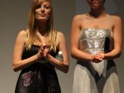 Sarah Polley and Clare Stone