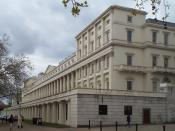 The Royal Society in London