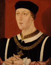 King Henry VI. Purchased by NPG in 1930. See source website for more details. This set of images was gathered by User:Dcoetzee from the National Portrait Gallery, London website using a special tool. All images in this batch have an unknown author, but th