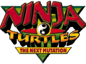 The Ninja Turtles: The Next Mutation logo.