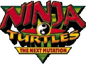 The Ninja Turtles: The Next Mutation logo.