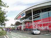 This is an image of the Tesco store at Kingston Park, Newcastle upon Tyne, England