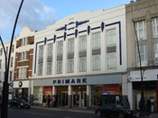 Primark, Kilburn, London, UK