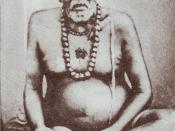 Bamakhepa, the tantric saint of Tarapith in the 19th century