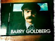 Barry Goldberg's lovely 70s mustache