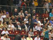 George Bush @ the 2008 Beijing Olympics