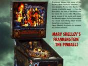 Mary Shelley's Frankenstein (pinball)