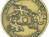 Australian Scout Medallion