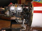 Cessna 152 Engine, Left Side