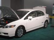 2009 Honda Civic NGV with