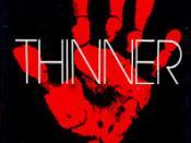 Thinner (novel)