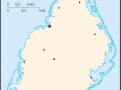 Harta Mauritius nga