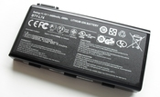 English: Li ion battery from a laptop computer.