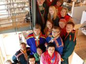 NSRs sametingsgruppe juni 2009