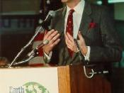 William Reilly EPA Administrator