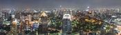 Bangkok at night, seen from top of Banyan Tree Hotel. Français : Panorama urbain de Bangkok, vue de nuit, depuis le bar restaurant situé sur le toit de l'hôtel Banyan Tree. മലയാളം: ബാങ്കോക്കിന്റെ രാത്രി ദൃശ്യം, ബനിയന് ട്രീ ഹോട്ടലിലില് നിന്നും.