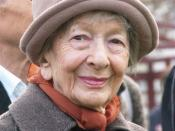 Wisława Szymborska (b. July 2, 1923 in Bnin, Poland), Polish poet, and Nobel Prize winner.She lives in Cracow, Poland