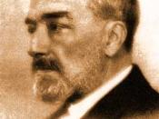 Portrait of Salomon Reinach