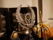 Japan Tokugawa Samurai Helmet