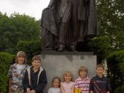 Franklin Pierce & Kids