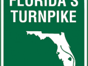 English: Florida's Turnpike logo