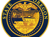 Oregon State Seal (Oregon)
