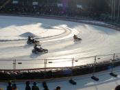 Ice Racing, Swedish championships 2007.