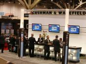 Cushman and Wakefield at ICSC RECon