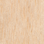 Close-up of balsa wood showing its grain.