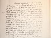 Español: Prólogo inquisitorial de 1574 hablando de