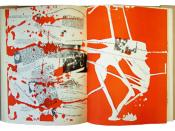 A double page spread in Mémoires by Guy Debord and Asger Jorn, 1959