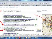 Google from your phone - General Contractors Frederick Md
