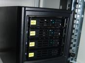 Deutsch: Network Attached Storage